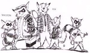 Racoon-&-Fox-&-Racoon