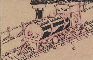 Cars-Train