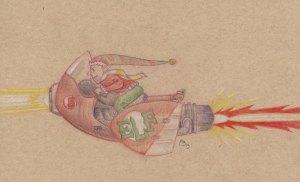 Rocket-Elf
