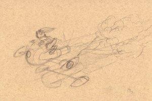 Rocket-Rabbit-sketch