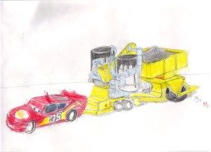 Lightning-McQueen-&-Bessie-