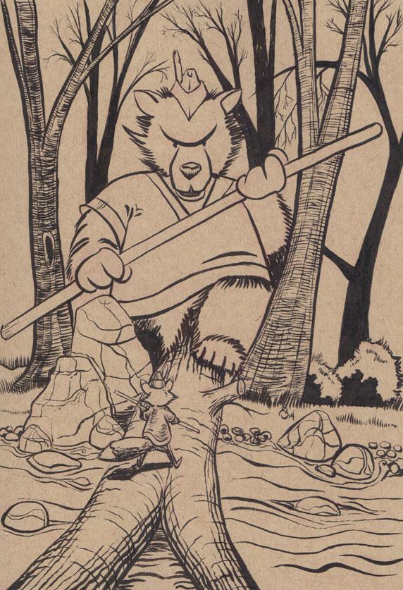 Rogue-Scale-Robin-Hood-&-