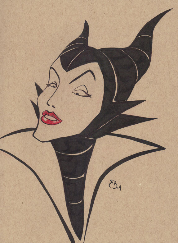 Villain-Maleficent