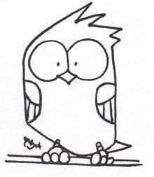 Owl-boy-lines