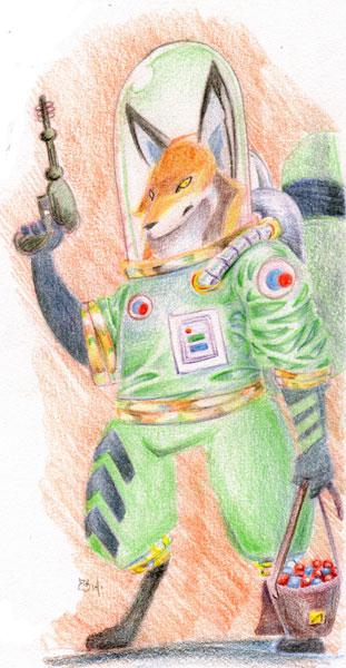 Space-Fox