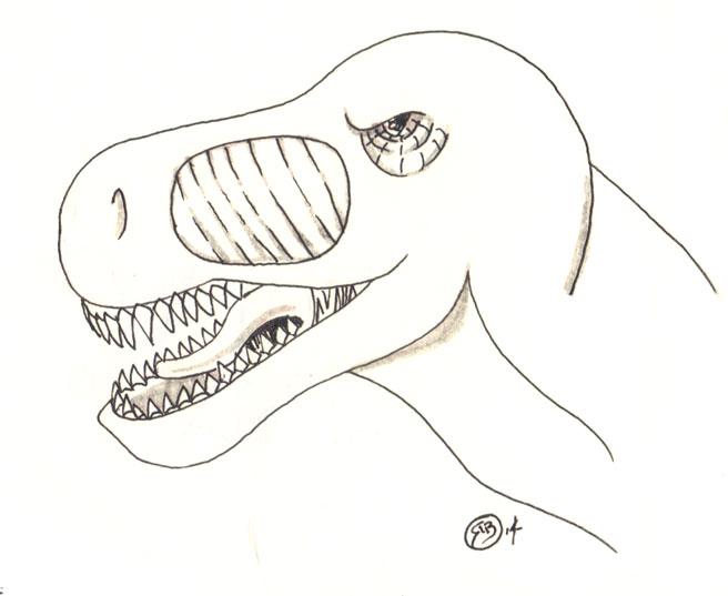 Dinosaurs-2-T-Rex