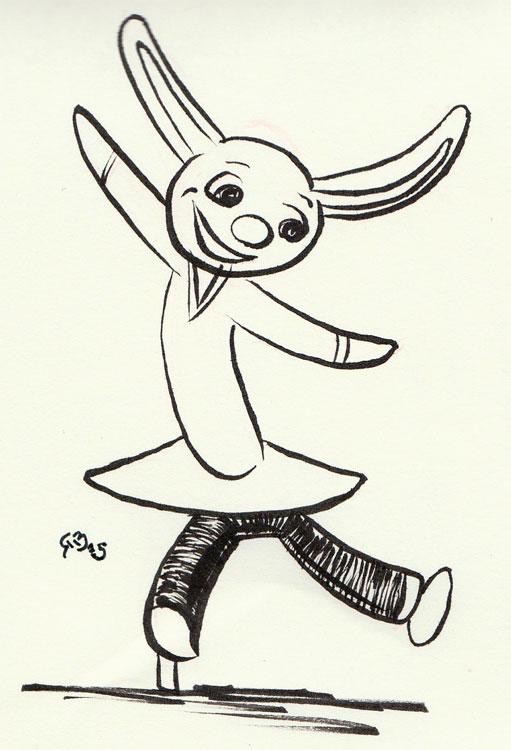 Bunny-SKater