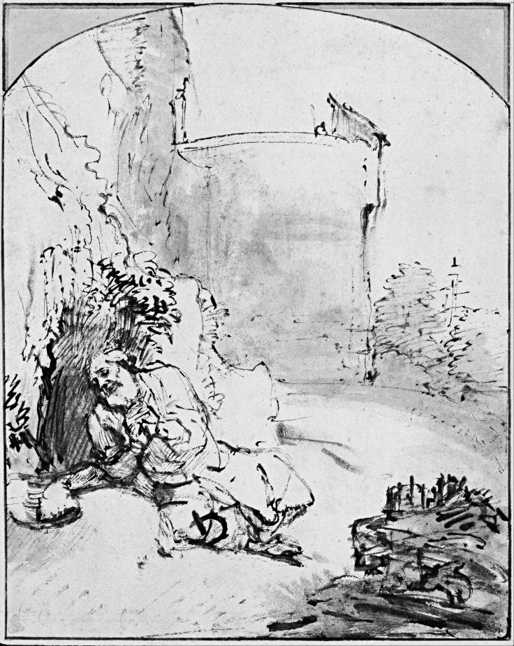 Rembrandt_Harmenszoon_van_Rijn_-_The_Prophet_Jonah_before_the_Walls_of_Nineveh,_c._1655_-_Google_Art_Project