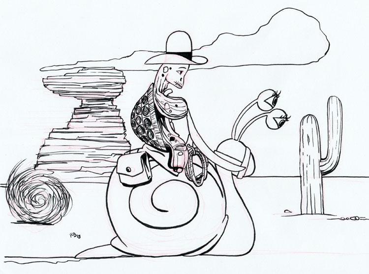 Turtle-Cowboy