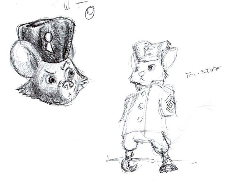Mouse-Captain-sketch
