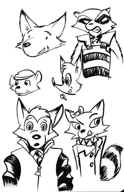 Inktober-Day-6-doodle-Dump