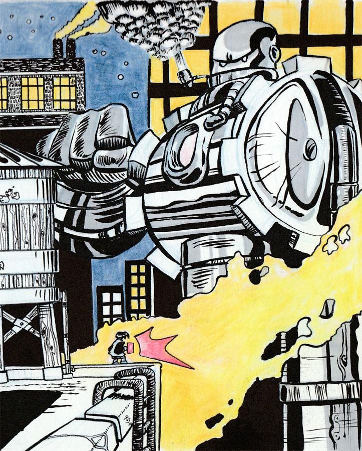 Big-Robot